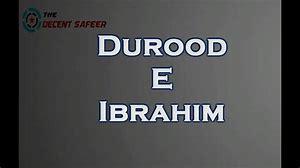 Concept 50 durudi ibrahim