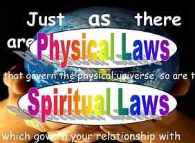 Concept 56 – physicals laws vs other laws