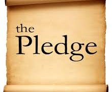 We start class each week with zikr (meditation), the US Pledge of Allegiance and the Islamic Pledge of Faith